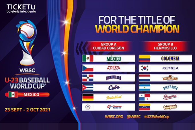 WBSC U-23 BASEBALL WORLD CUP
